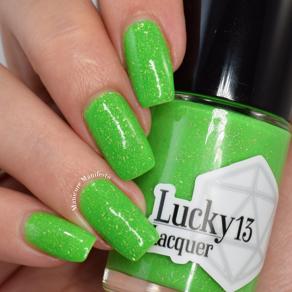 Lucky 13 Lacquer Pretty Like Poison