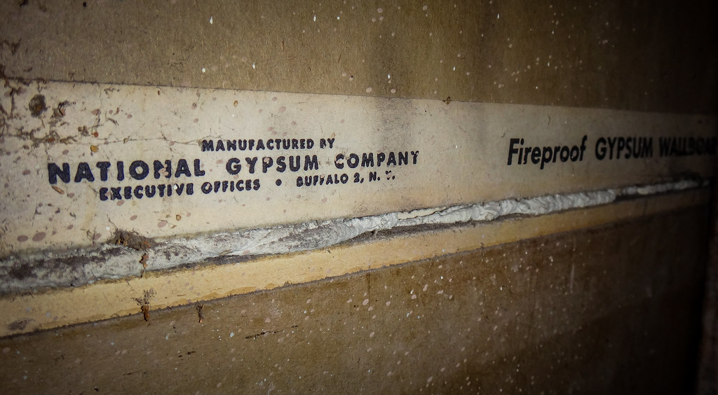 Asbestos Containing Wallboard Joint Compound Reverse