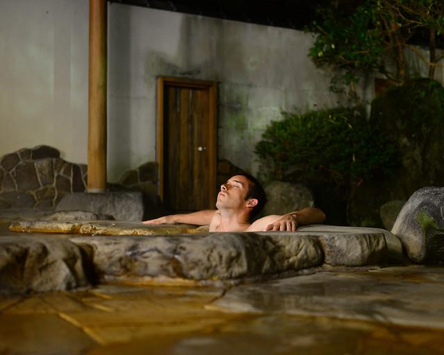 Relax total en uno de los mejores Ryokan de Japón, el Mount View Hakone