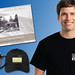 Museum-themed mugs, hats, and T-shirts are among the items that will be available at the BSMA's kiosk at the Bradbury.