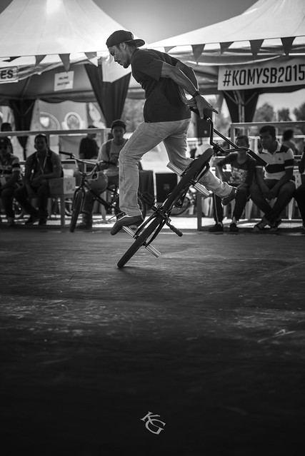 The Malaysian BMX Flatland Legend - Mat Dagu