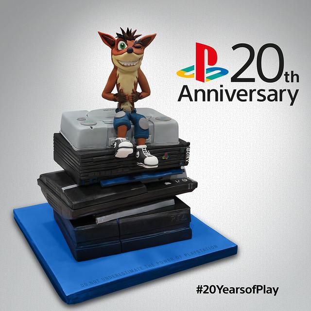 20 лет PlayStation в Европе