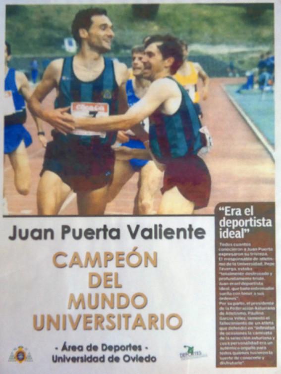 Poster con Juan Puerta Valiente. Foto 107.