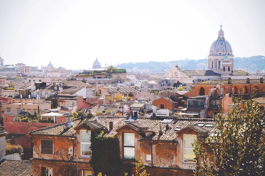 Rome, perfecte bestemming voor een weekendbreak in de herfst | via It's Travel O'Clock