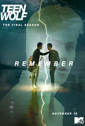 Jaunasis vilkas (6 sezonas) / Teen Wolf (Season 6) (2016)