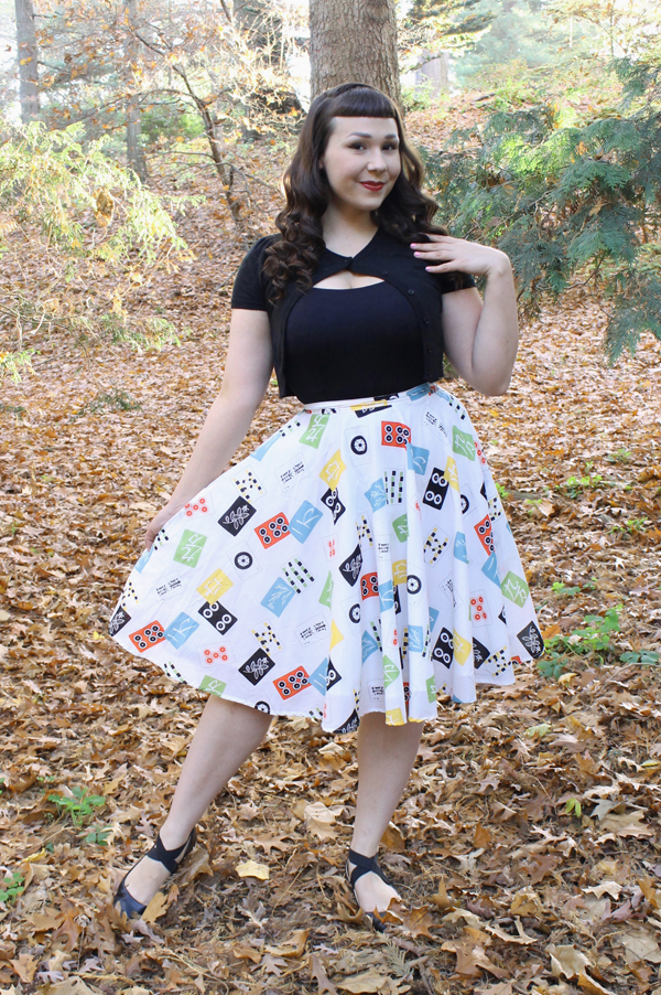 trashy diva skirt