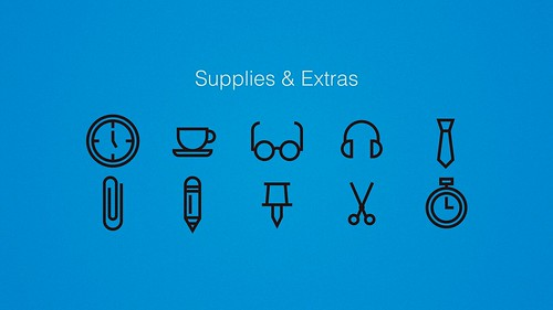 Supplies & extras