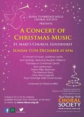 RTWCS Christmas Concert