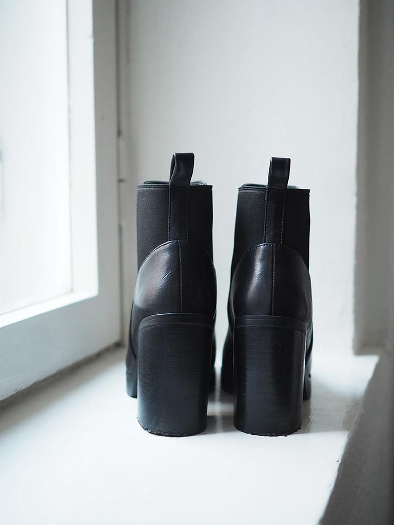 Uusien kenkien suojaaminen luonnollisemmin  15b3aae205