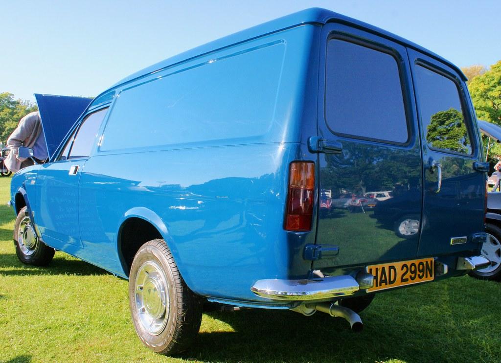 Morris Marina Van For Sale Freshly Restored Don T Know