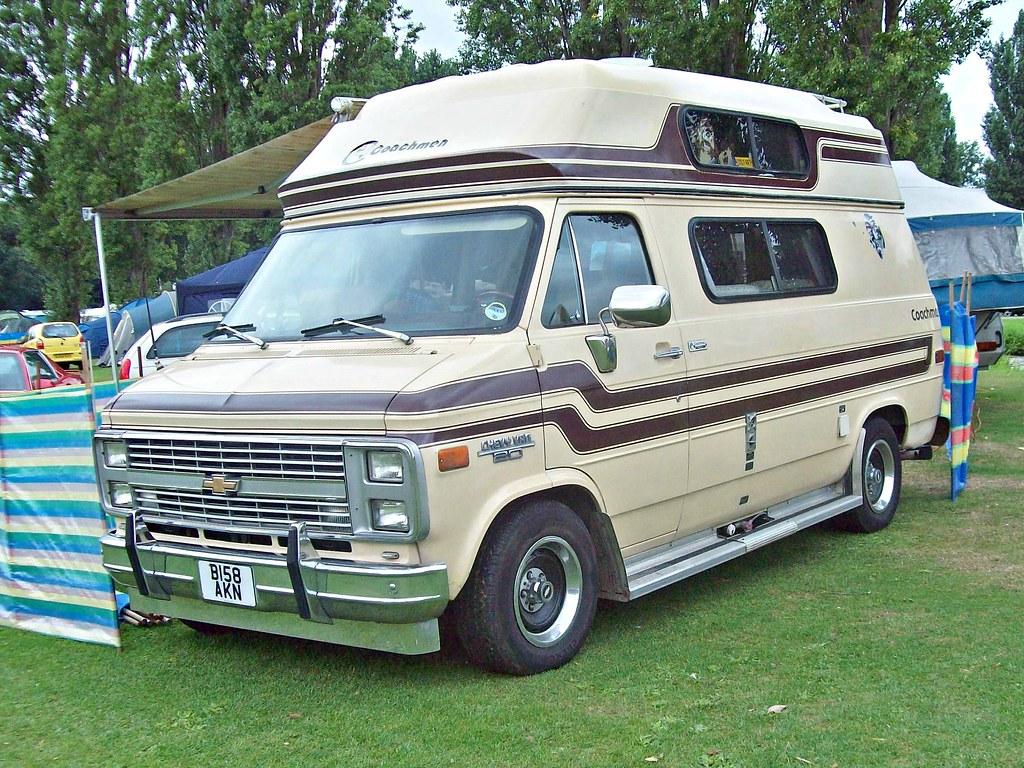 Gmc Motorhome Parts >> 14 Chevrolet G20 Chevy Van (3rd Gen) Coachmen RV (1985) | Flickr