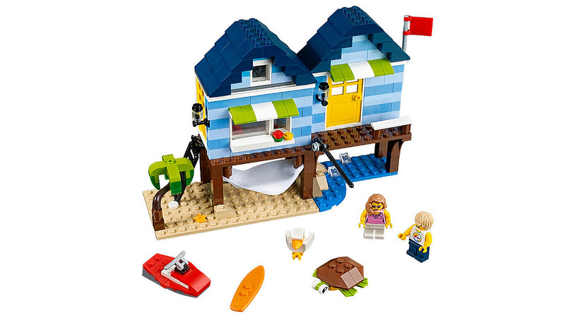 LEGO Creator - Beachside Vacation (31063)