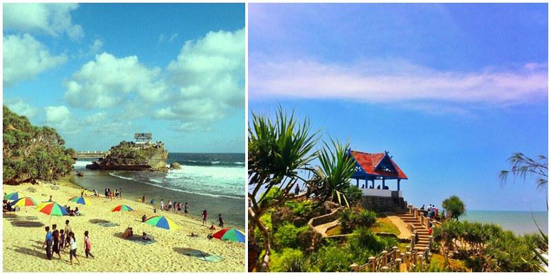 Kukup Beach and Jumino Island