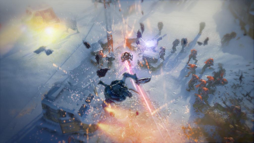 ALIENATION: Xeno forces invade Paris Games Week.