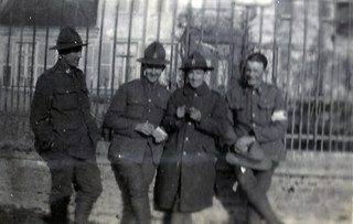 A group at Mailly-Maillet