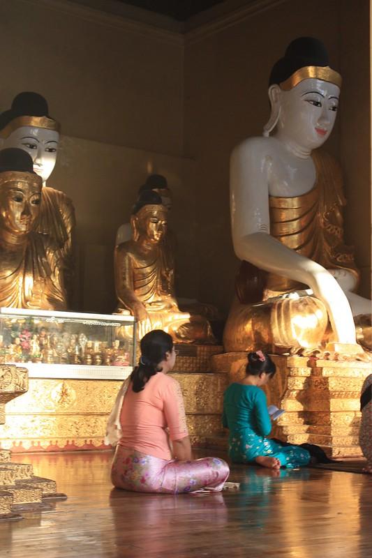 Шведагон (Shwedagon) Янгон