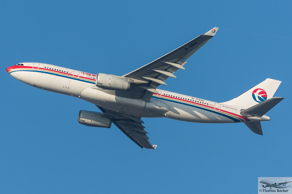China eastern airlines airbus a330 243 b 5941 712187 flickr - China eastern airlines vietnam office ...
