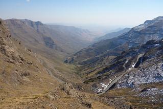 Mafika Lisiu Pass, Lesoto
