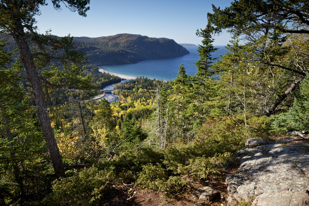 old woman bay from the nokomis trail the nokomis trail. Black Bedroom Furniture Sets. Home Design Ideas