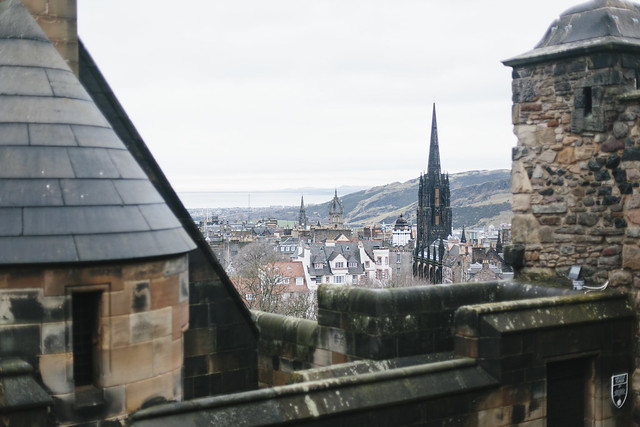 how to spend 48 hours in Edinburgh itinerary