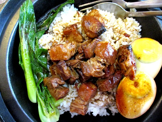 Joystar Garden stewed pork rice 1