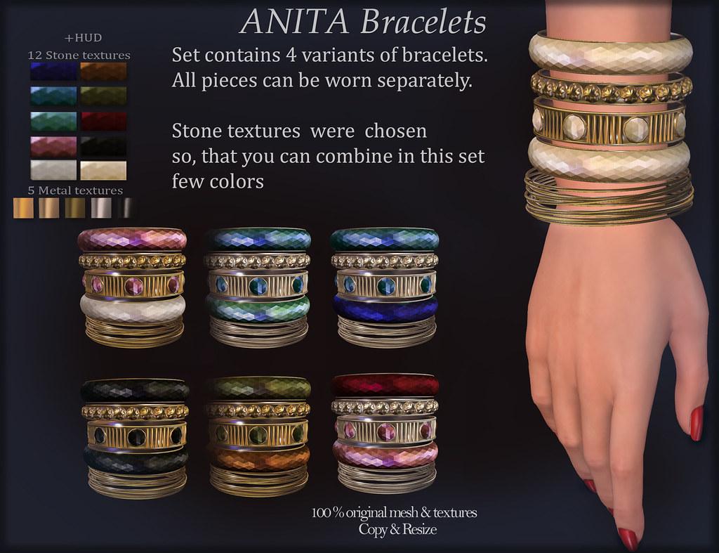 AvaWay_ANITA_Bracelets