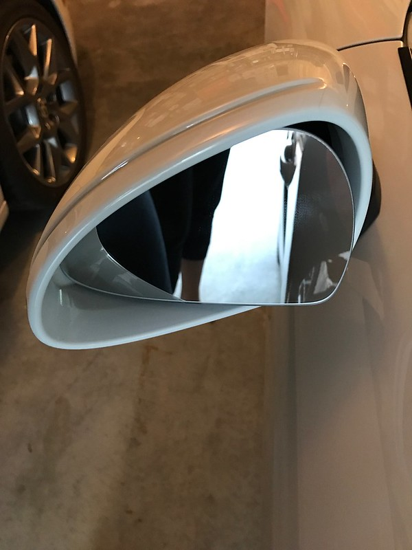 Side door mirror shell question for Mirror questions