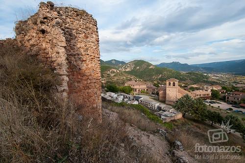 El Castillo de Riópar Viejo y su cementerio al aire libre