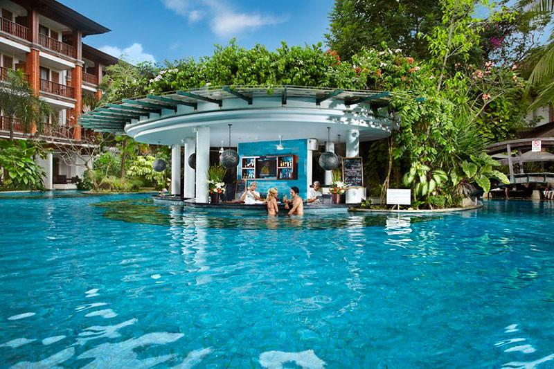 Padma Legian Pool Bar