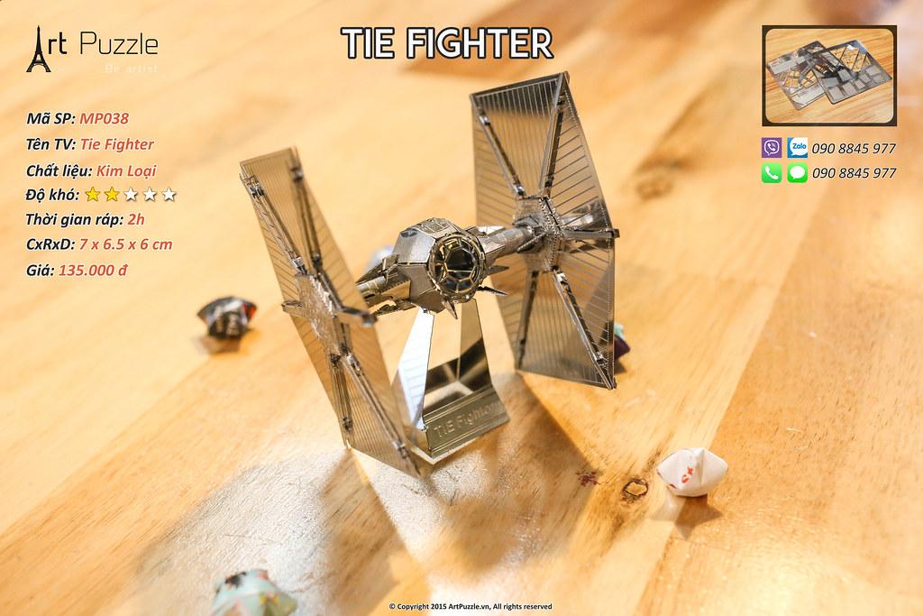 Art Puzzle - Chuyên mô hình kim loại (kiến trúc, tàu, xe tăng...) tinh tế và sắc sảo - 40