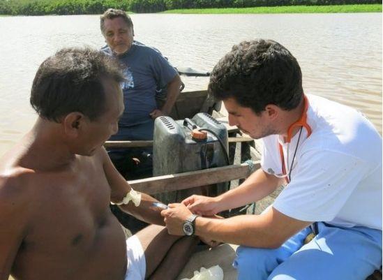 Waraos en el Delta están muriendo por epidemia de SIDA y el Ministerio de Salud oculta la informació...