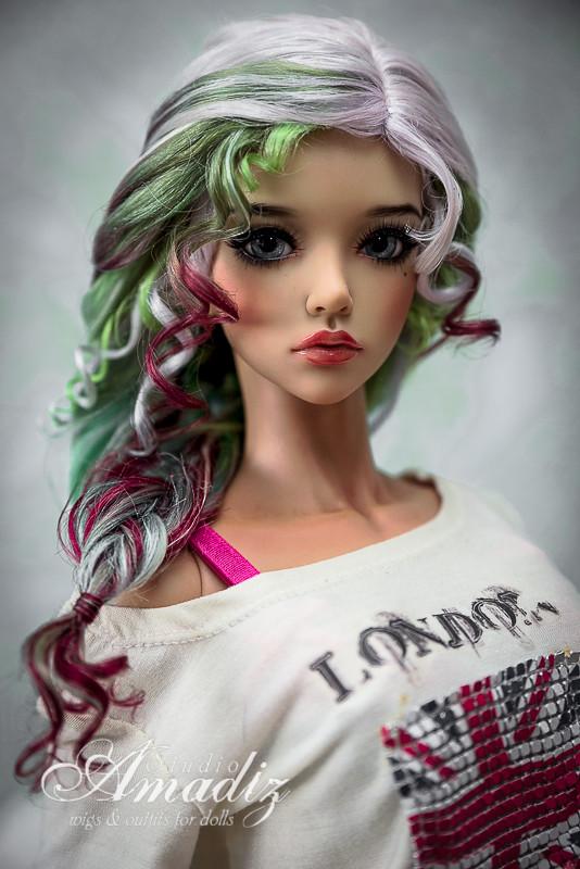 New Ready Wigs On Etsy Www Etsy Com Ru Listing