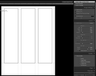 Screenshot of a Single Image/Contact Sheet for 3 Tall preset
