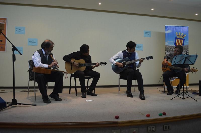 Gala Literaria Educación y Experiencia