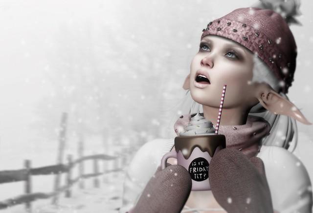 Brrrr...It's Cold!