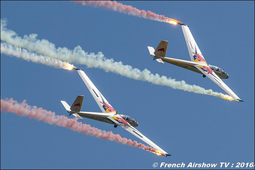 Blanix-Team , Acrobatics Team , Blanik L 13 ,airpower zeltweg 2016 , AIRPOWER16 - Österreichs Airshow , Steiermark , Austria, Canon Reflex , EOS System