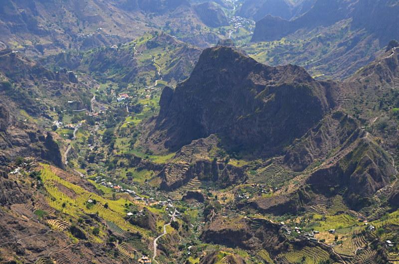 Paul Valley, Santo Antao, Cape Verde