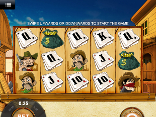 Wanted Dead or Alive Mobile slot game online review