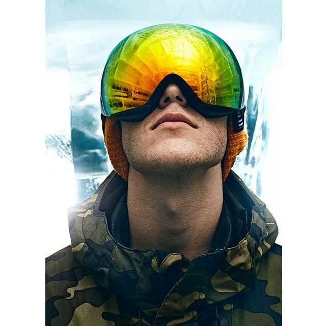 oakley pilot goggles  nuevo! Oakley cubierta de vuelo sin marco Jade Espejo Snowboard ...