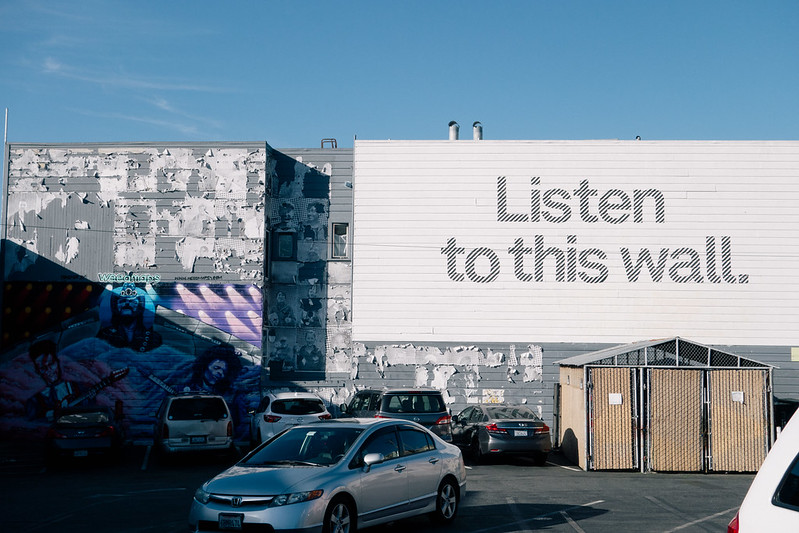 Listen to this wall