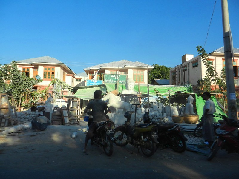 Мандалай в Бирме