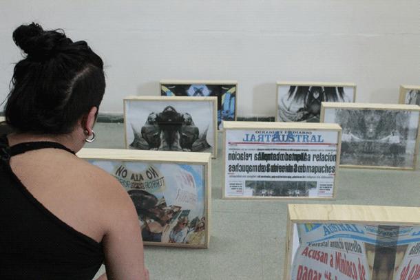 «Escarbar» de Gonzalo Castro. Mapocho Estación Culturacentro.