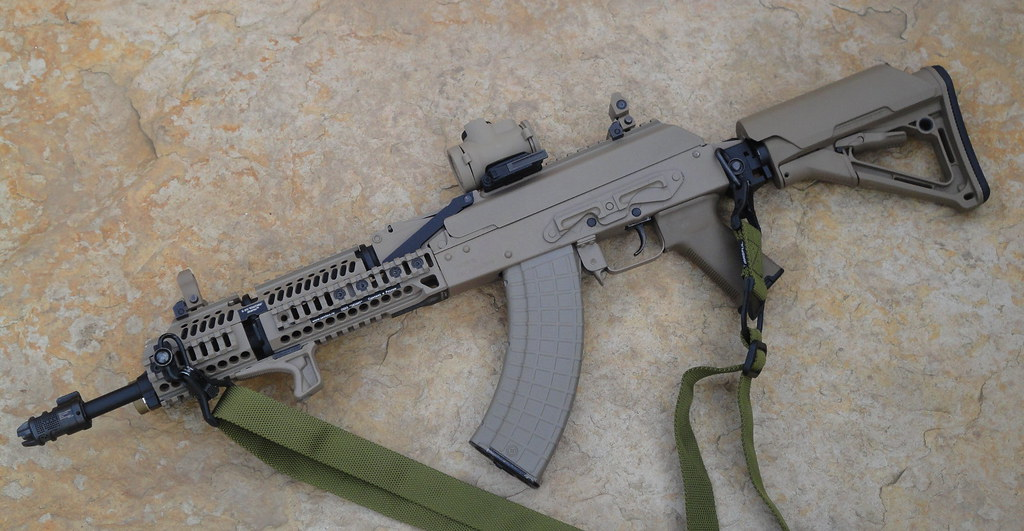 Which m4 adapter for my WASR? - The AK Files Forums