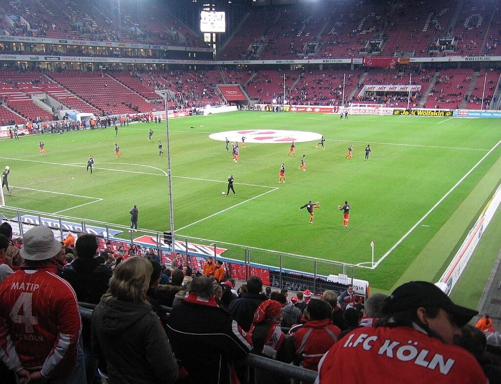 1 FC Koeln, Rhein-Energie-Stadion, Koeln, Cologne, Germany, fotoeins.com