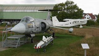 Bewaffnung Starfighter: Lenkflugkörper Kormoran AS 34