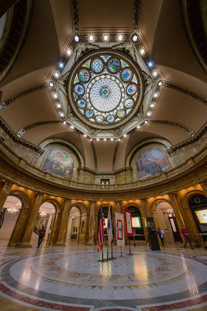 Image result for MA State House Rotunda