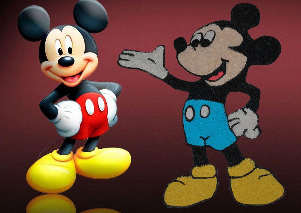 Mickey Mouse Cake Topper Australia