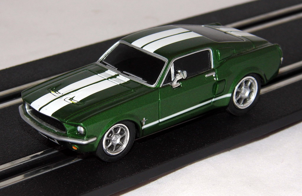 New Slot Cars For