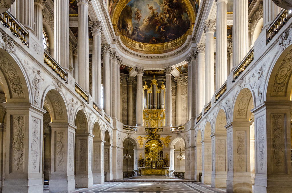 Image result for Royal Chapel versailles
