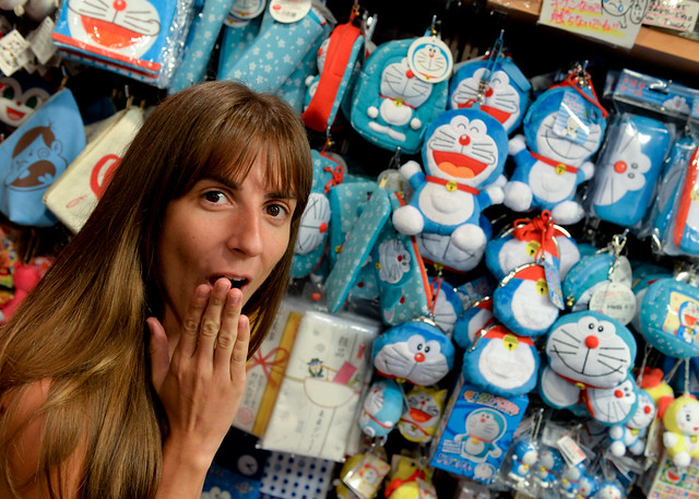 Compras frikis en Japón